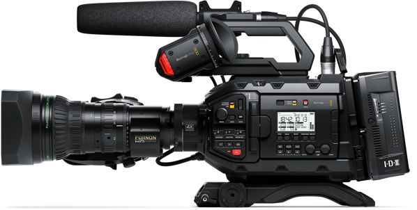 Blackmagic präsentiert: Die URSA Broadcast