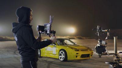 DJI präsentiert: Force Pro das neue Kamerabewegungskontrollsystem