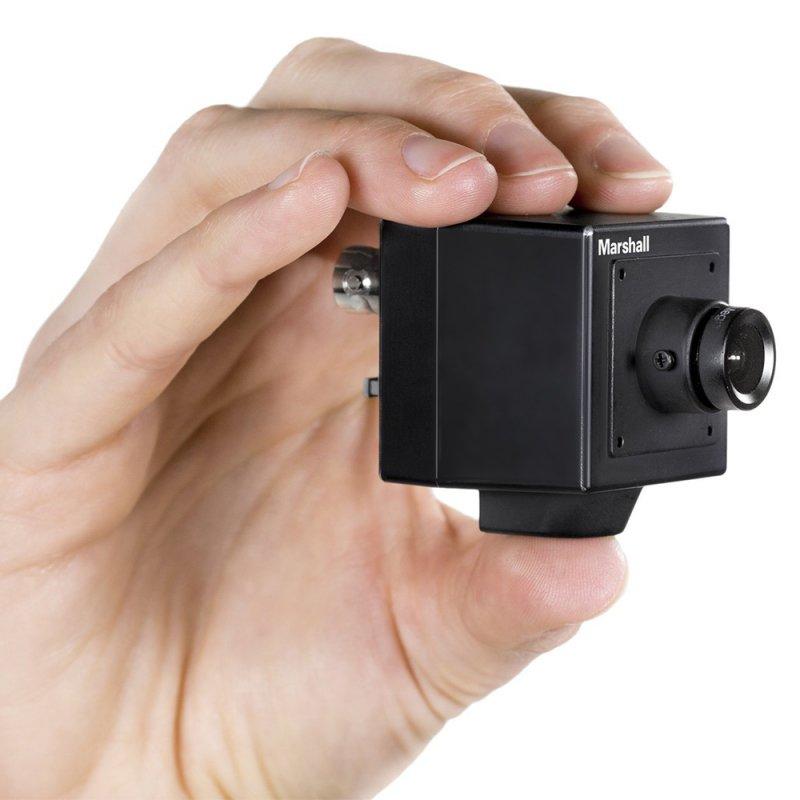Miniatur-Kameras – das neue Highlight von Marshall Electronics