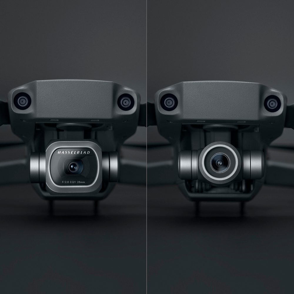 DJI stellt neue Drohne vor: Mavic 2
