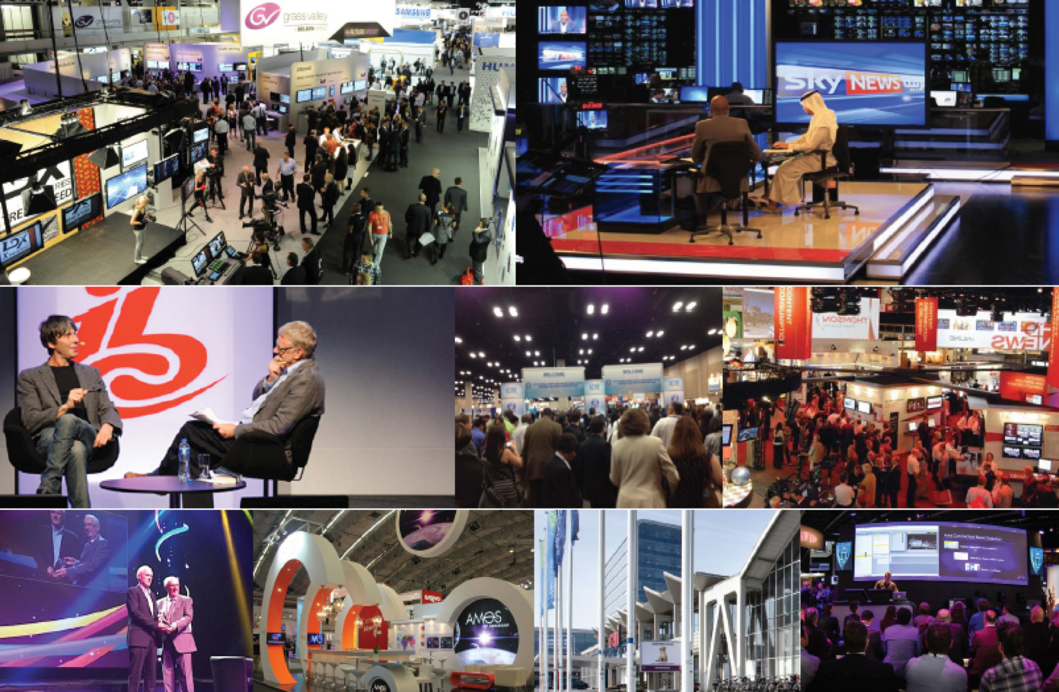 IBC Amsterdam – shaping the future