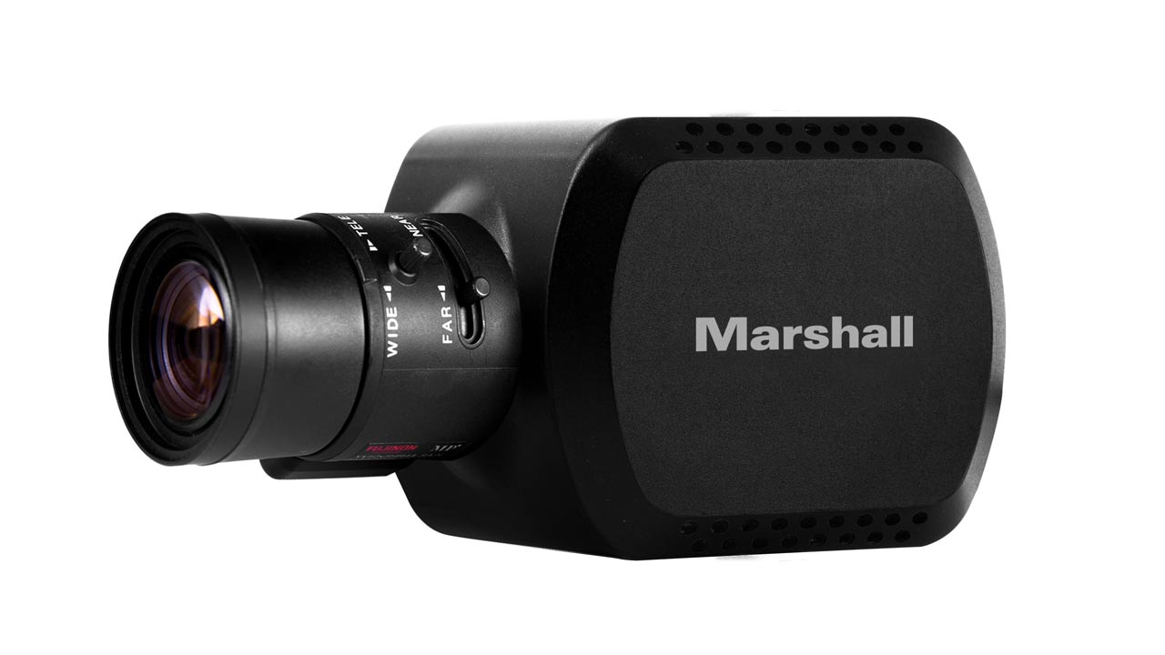 IBC 2018: Marshall CV380-CS – professional replacement for an actioncam