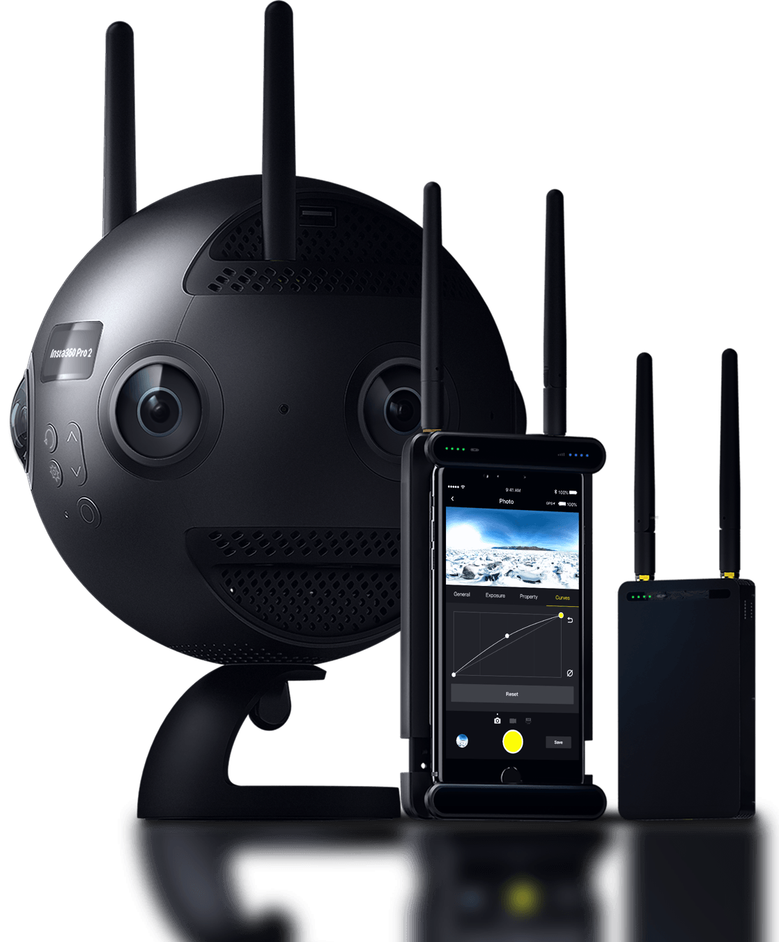 Insta360 Pro 2 – die Superlative der 360° Technologie