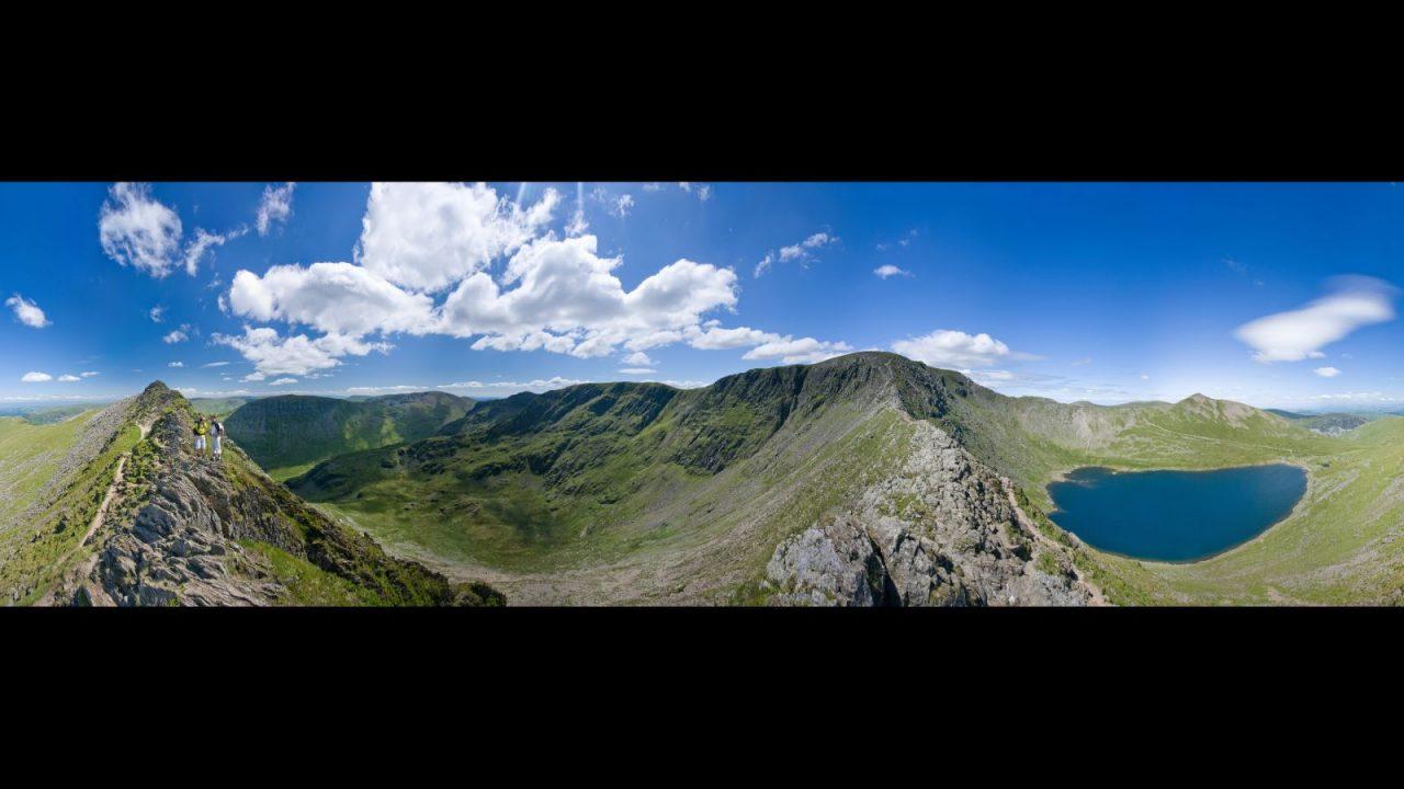 360-Grad-Kameras: Aufnahme mit Rundum-Blick