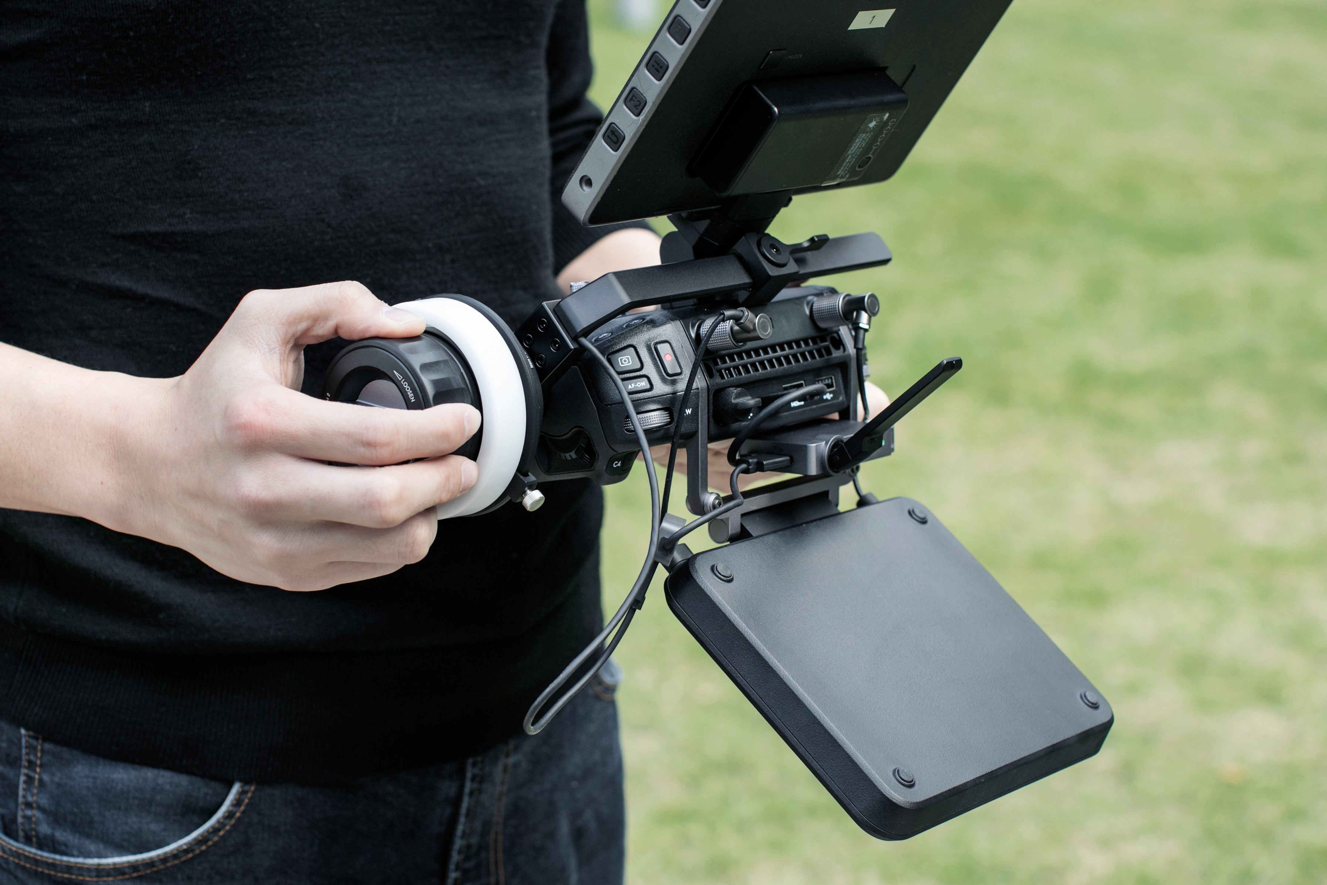 DJI Multilink macht Mehrfachkontrolle bei Drohnen möglich