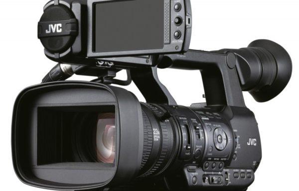 JVC GY-HM650 Set