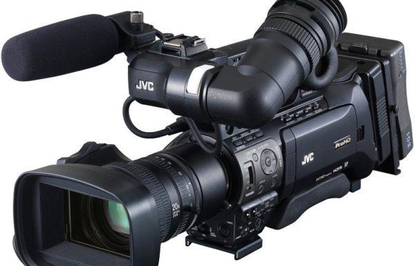 JVC GY-HM850E Set