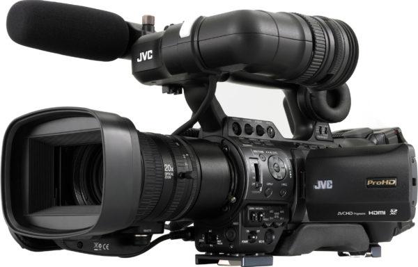 JVC GY-HM890E Set