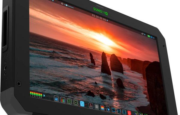 """ATOMOS SumoM 19"""" HDR Monitor"""