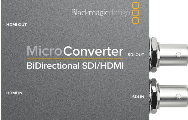 Blackmagic BiDirectional SDI/HDMI