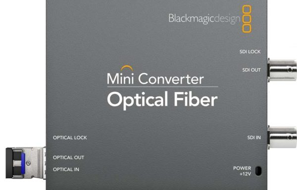 Blackmagic Design Miniconverter Optical Fiber