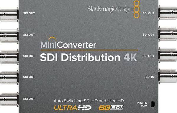Blackmagic Design SDI Distribution 4k
