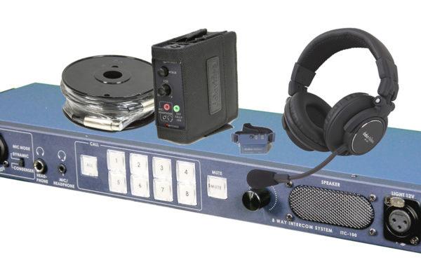 datavideo ITC-100 Intercomsystem