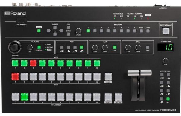 V-800HD MK II