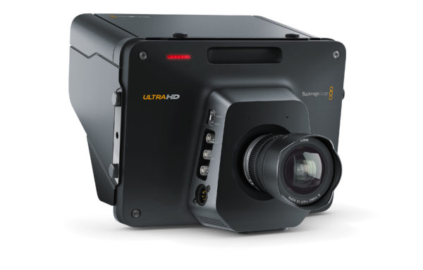 Blackmagic Studio Camera 4K 2 MFT Mount