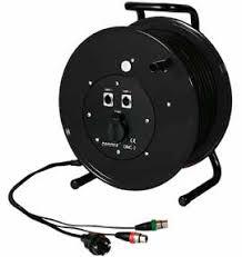 Belden XLR Audiokabel 20m