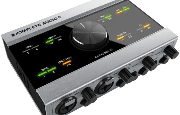 Native Instruments Audio 6