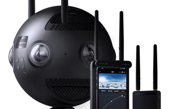 360 Grad & VR Kameras