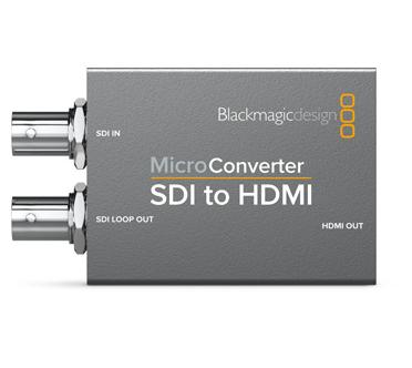 Blackmagic MicroConverter HDMI zu SDI