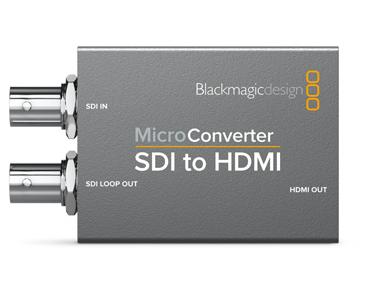 Blackmagic MicroConverter SDI zu HDMI