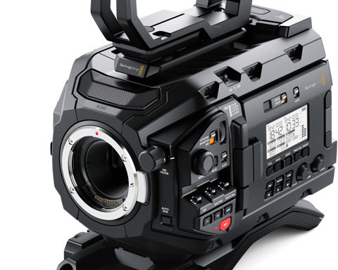 Blackmagic URSA Mini 4,6K EF Mount