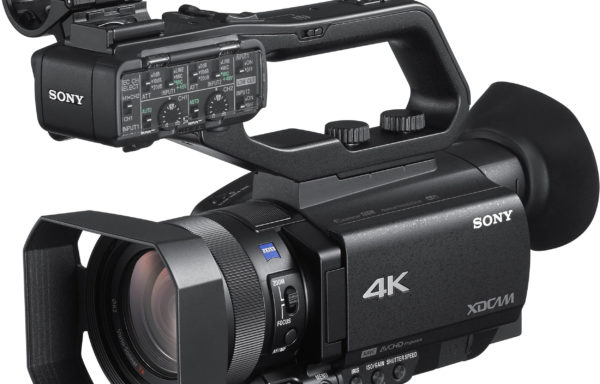 Studio, ENG und Cinema-Kameras