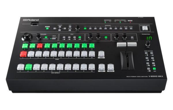 Videomischer, Live und Studio Equipment