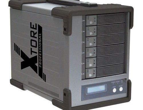 Xtore portables Raid System