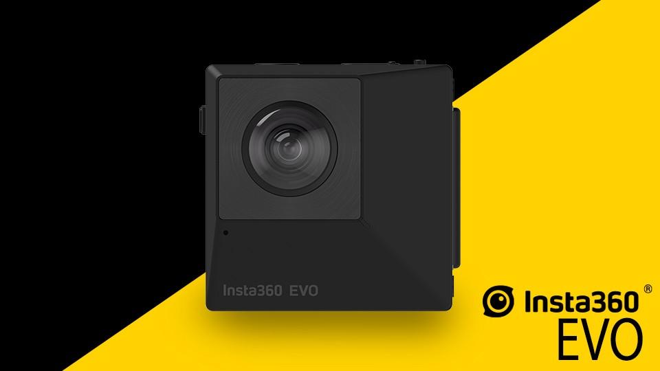 Insta360 bringt erste faltbare Kamera für 180-Grad 3D und 360-Grad Aufnahmen auf den Markt