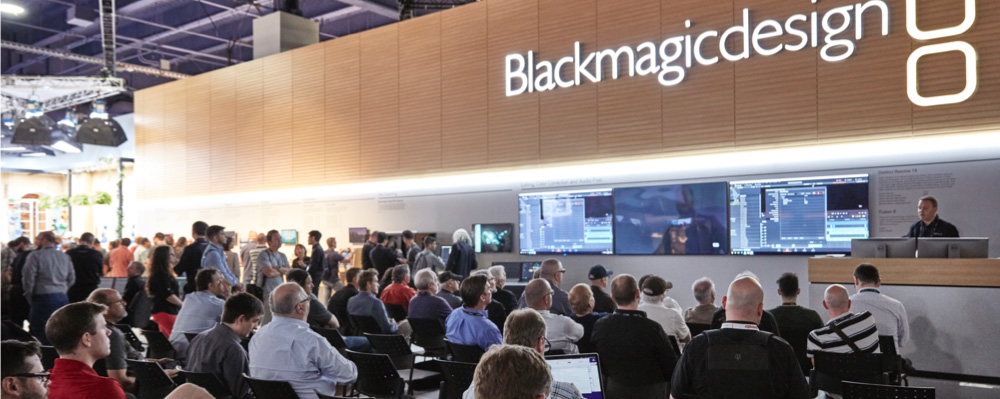 NAB 2019: Produkt News von Blackmagic Design