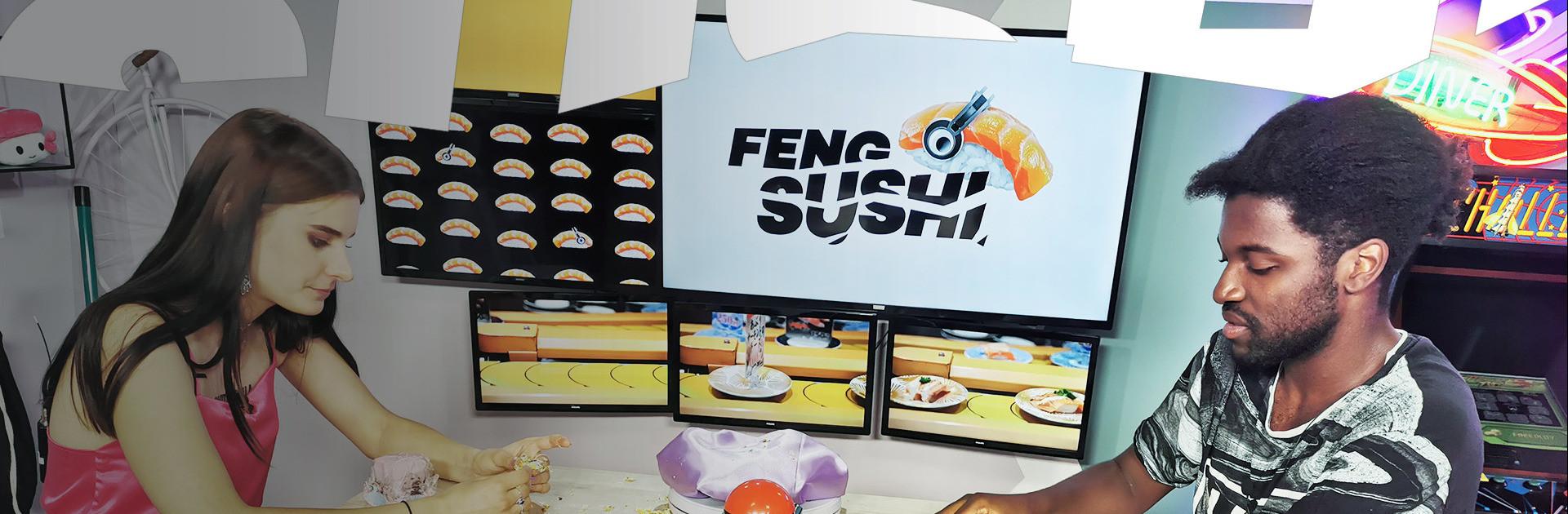 A1 Telekom Austria startet Feng-Sushi