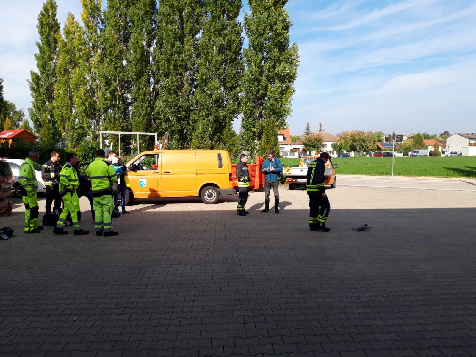 ETAS @ Feuerwehr in Wr. Neudorf