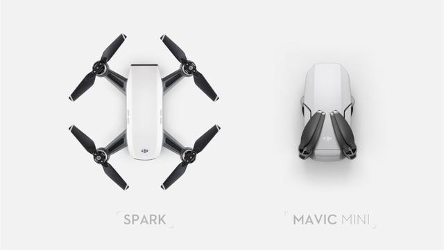 DJI Mavic Mini vs. Spark: Which Drone Should You Get?