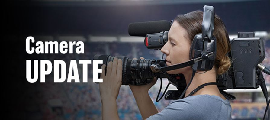 Blackmagic – Tech Bulletin – Camera 6.9.2 Update