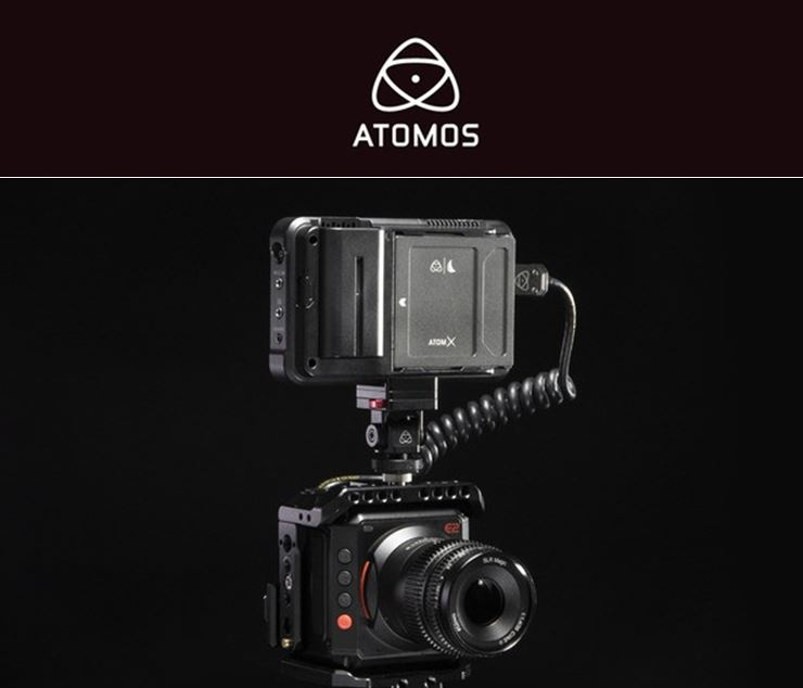 Atomos enable 12-bit Apple ProRes RAW over HDMI on the Z CAM E2 Camera