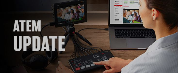 Blackmagic – ATEM Switchers 8.2.3 Update
