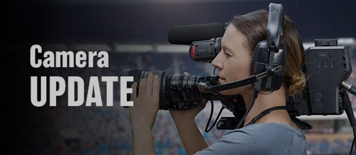 Blackmagic – Camera 6.9.4 Update
