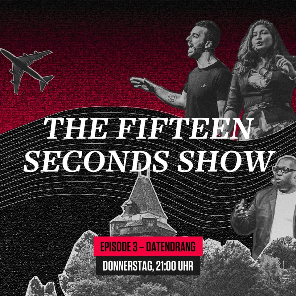 THE FIFTEEN SECONDS SHOW