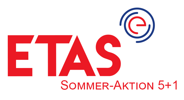 ETAS-Sommer Aktion 5+1