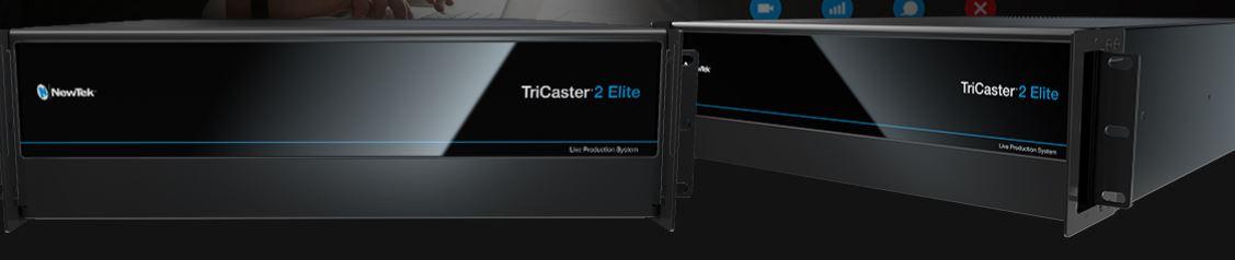 NewTek – TriCaster® 2 Elite