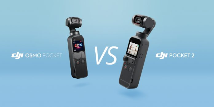 DJI Pocket 2 vs. Osmo Pocket: Was ist neu?