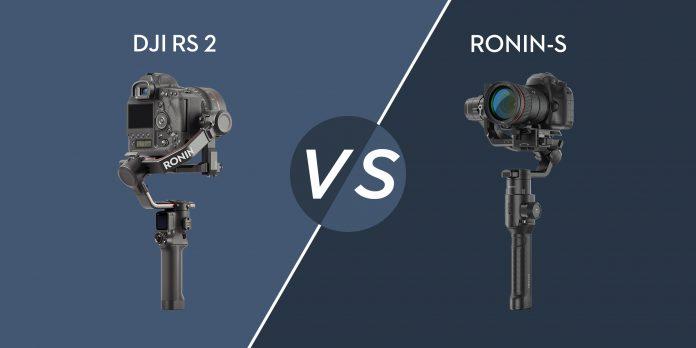 Vergleich: DJI RS 2 vs. Ronin-S