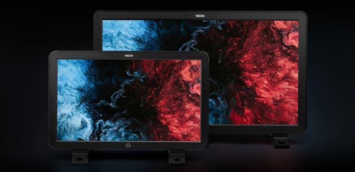 Atomos – NEON 17 & NEON 24″ HDR monitor-recorders