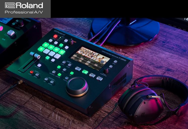 Roland – P-20HD