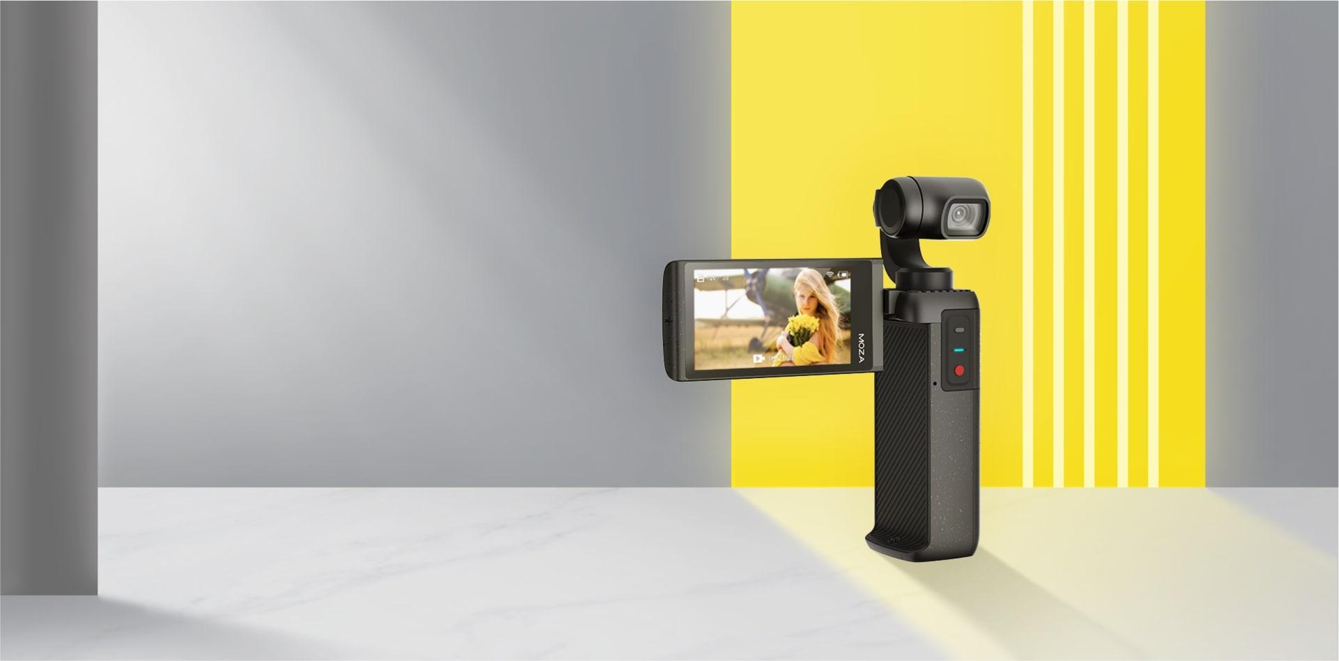 MOZA Moin Camera
