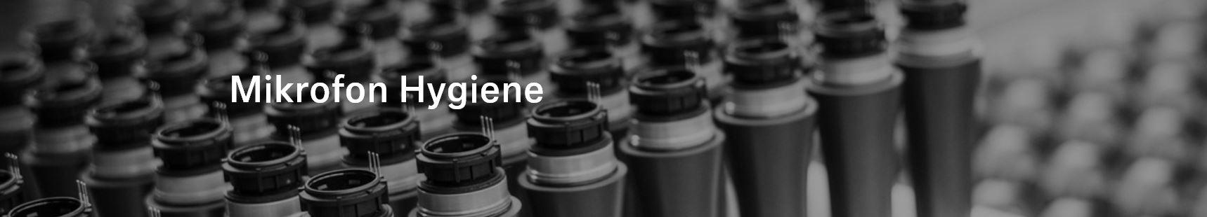 Sennheiser – Mikrofon Hygiene