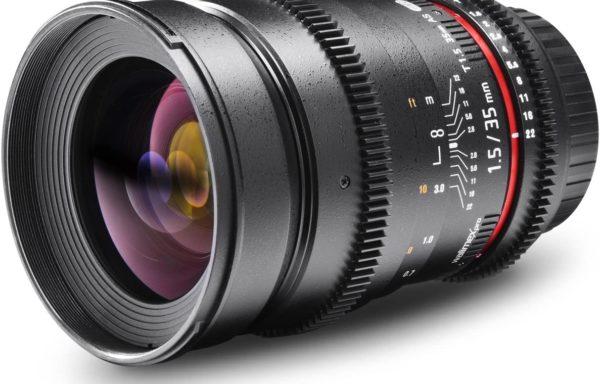 Walimex Pro VDSLR Weitwinkel 35 mm f/1.5, MFT